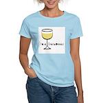 Chardonnay Drinker Women's Light T-Shirt