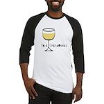 Chardonnay Drinker Baseball Jersey