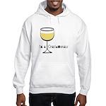 Chardonnay Drinker Hooded Sweatshirt