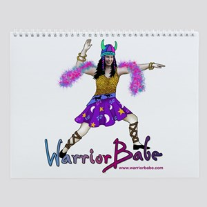 WarriorBabeWall Calendar
