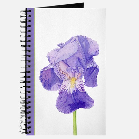 Purple Iris Journal