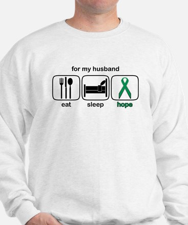 Husband ESHope Kidney Sweatshirt