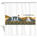 Scenic Trail Shower Curtain