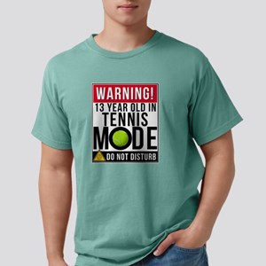 13 Year Old In Tennis Mode T-Shirt