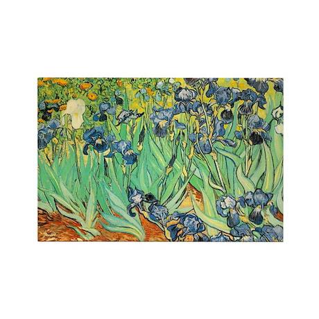 Vincent Van Gogh Rectangle Magnet