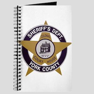 York County Sheriff Journal
