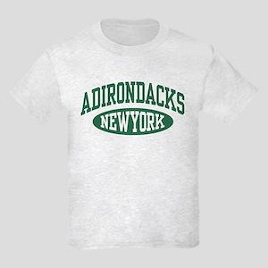 Adirondacks NY Kids Light T-Shirt