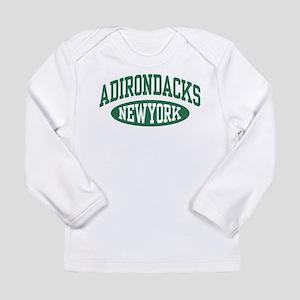 Adirondacks NY Long Sleeve Infant T-Shirt