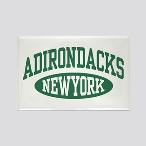 Adirondacks NY Rectangle Magnet
