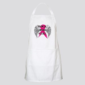 Rock The Cure BBQ Apron