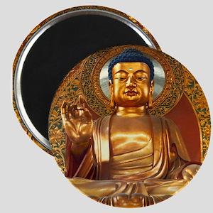 Golden Buddha - Magnet
