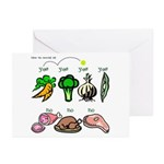 Yes Yes No Greeting Cards (Pk of 10)