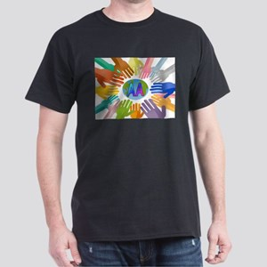 COLORED AA HANDS T-Shirt