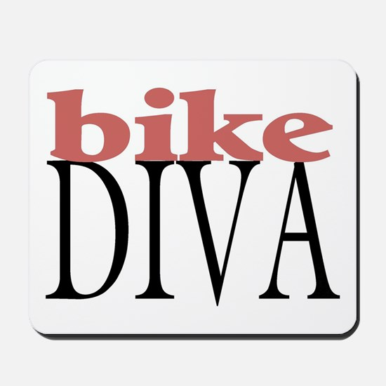 Bike Diva Mousepad