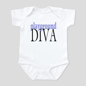 Playground Diva Infant Bodysuit