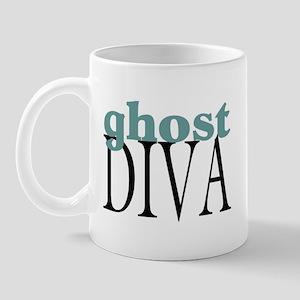 Ghost Diva Mug