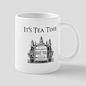 Tea Time Large Mugs