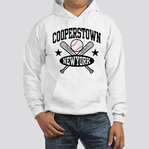 Cooperstown NY Hooded Sweatshirt
