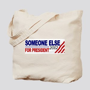 Nobama 2012 Election Tote Bag