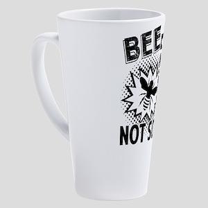 Bee 17 oz Latte Mug