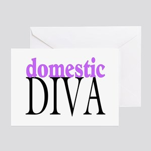 Domestic Diva Greeting Cards (Pk of 10)