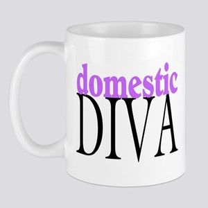 Domestic Diva Mug