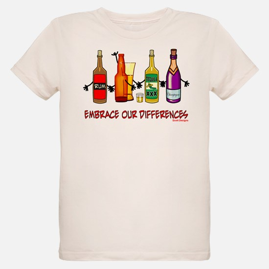 Embrace Our Differences T-Shirt