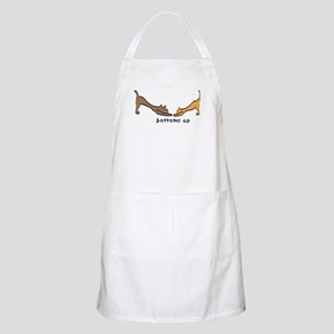 Bottoms Up BBQ Apron