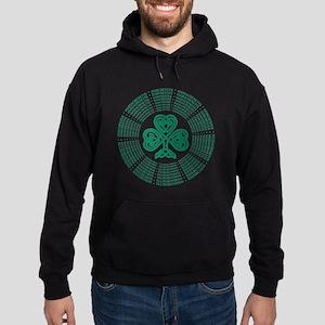 Dorchester, MA Celtic Hoodie (dark)
