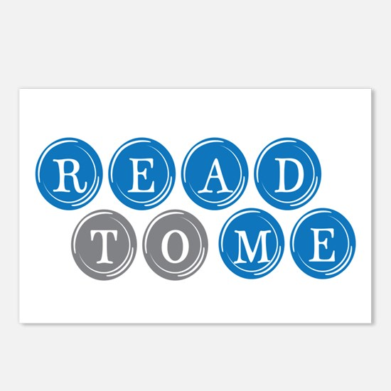 Read To Me Postcards (Package of 8)