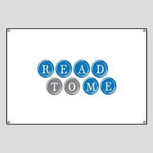 Read To Me Banner