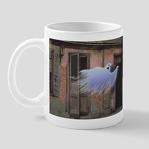 Rather Be Ghost Hunting Mug