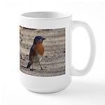Bluebird Large Mug