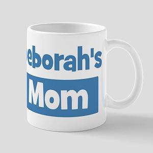 Deborahs Mom Mug