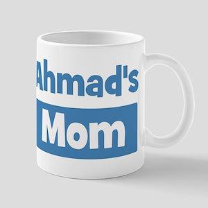 Ahmads Mom Mug
