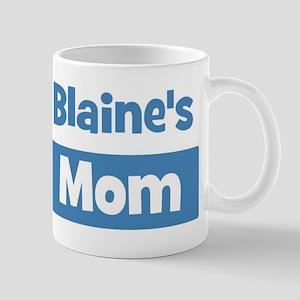 Blaines Mom Mug