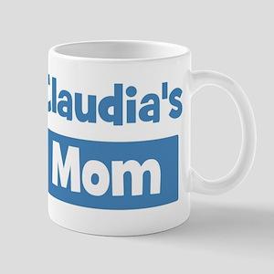 Claudias Mom Mug
