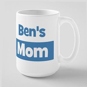 Bens Mom Large Mug