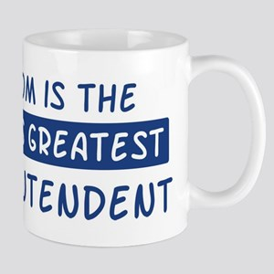 Superintendent Mom Mug