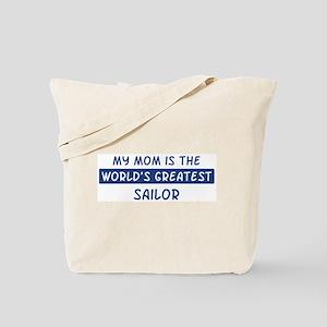 Sailor Mom Tote Bag