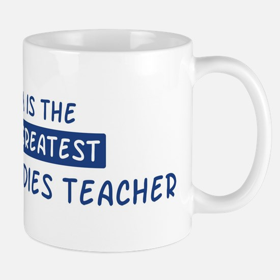 Religious Studies Teacher Mom Mug