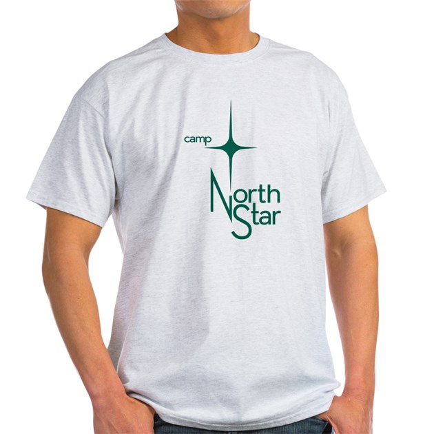e6da0fc35b0a Camp North Star Light T-Shirt Camp North Star T-Shirt