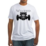 Wicked- Fitted T-Shirt