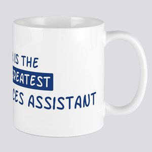 Human Resources Assistant Mom Mug