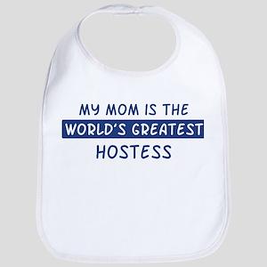 Hostess Mom Bib