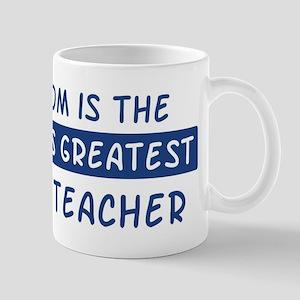 Math Teacher Mom Mug
