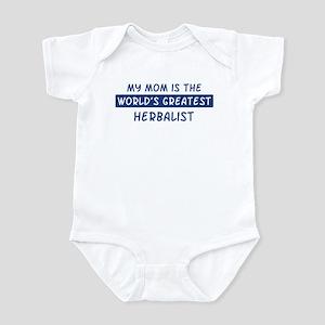 Herbalist Mom Infant Bodysuit