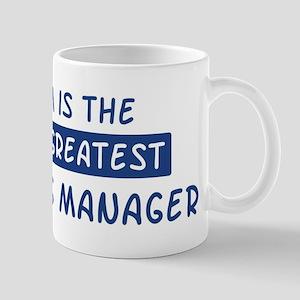 Marketing Manager Mom Mug
