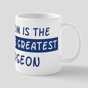 Surgeon Mom Mug