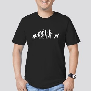 Dobie Evolution Men's Fitted T-Shirt (dark)
